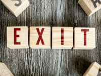 Let's talk... Exit Strategy